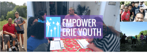 Donate Page Empower Erie Youth BANNER