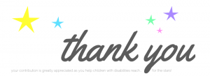 Donation Thank You BANNER