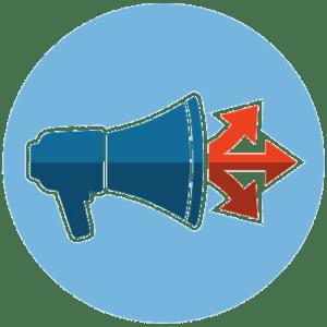 Advocacy Announcement Icon