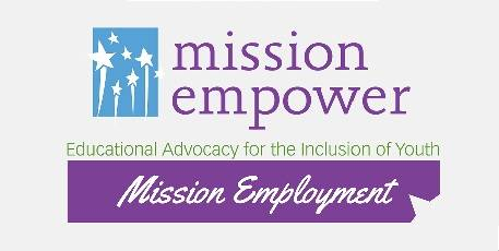 PRESS RELEASE – Mission Empower launches a new program: Mission Employment