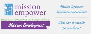 Mission Employment Banner