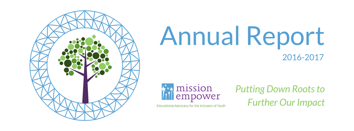 Annual Report 2016-2017 BANNER