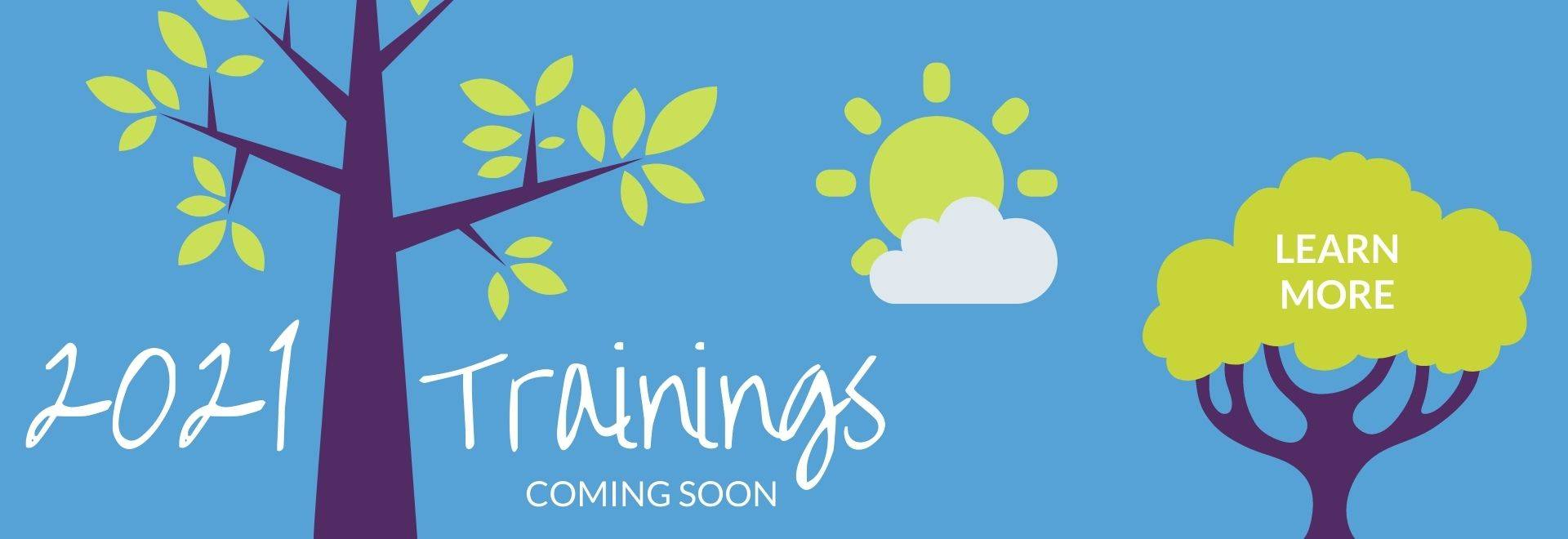 Click here for trainings and events